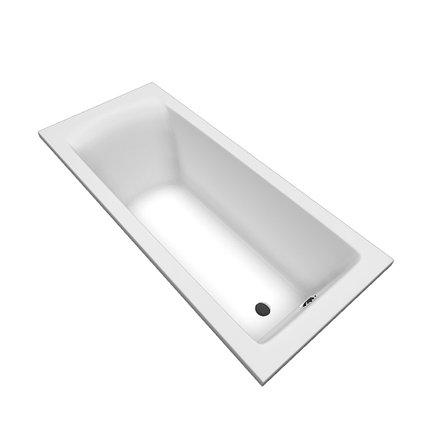 Акриловая ванна Banoperito Aventura 180*80   (Ванна + ножки), фото 2