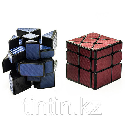 Зеркальный кубик Мельница - MoYu Windmill Mirrior Blocks Carbon, фото 2