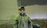 Утепление пенополиуретаном ангаров и складов