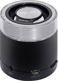 Компактная акустика Defender Atom Monodrive 6 Вт, FM,SD/USB