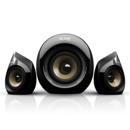 Компактная акустика 2.1 Acme SS-206 черный