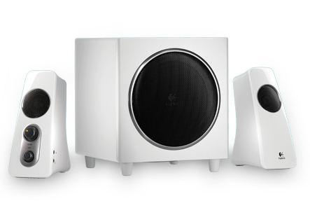 Компактная акустика 2.1 Logitech Z523 белый