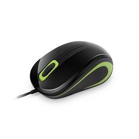 Мышь, Delux, DLM-133OUB, 3D, Оптическая, 1000dpi, USB, Длина кабеля 1.6 метра, Размер: 95*57,2*39,2