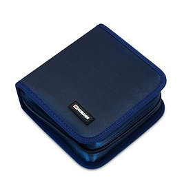 Сумка для дисков, NUMANNI, DB1252BL, Вместимость: 52 диска, Синий
