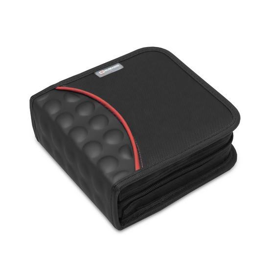 Сумка для дисков, NUMANNI, DB1240B, Вместимость: 40 дисков, Чёрный