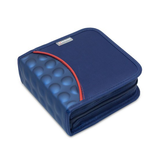 Сумка для дисков, NUMANNI, DB1240BL, Вместимость: 40 дисков, Синий