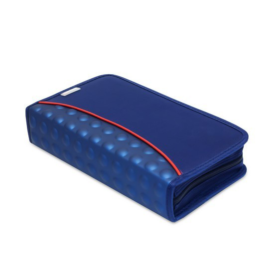 Сумка для дисков, NUMANNI, DB1280BL, Вместимость: 80 дисков, Синий