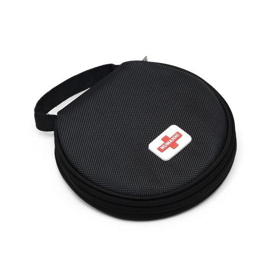 Сумка для дисков, NUMANNI, DB1320B, Вместимость: 20 дисков, Чёрный