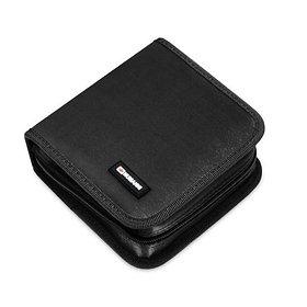 Сумка для дисков, NUMANNI, DB1252B, Вместимость: 52 диска, Чёрный