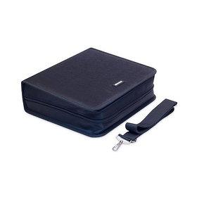 Сумка для дисков, NUMANNI, DB32240B, Вместимость: 240 дисков, Чёрный