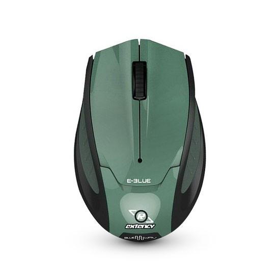 Мышь, E-Blue, Extency EMS104BK, Оптическая, 1000dpi, Проводная, USB 2.0, Для ноутбука, Складной шнур