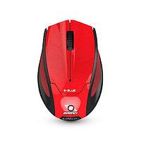 Мышь, E-Blue, Extency EMS104RE, Оптическая, 1000dpi, Проводной, USB 2.0, Для ноутбука, Складной шнур