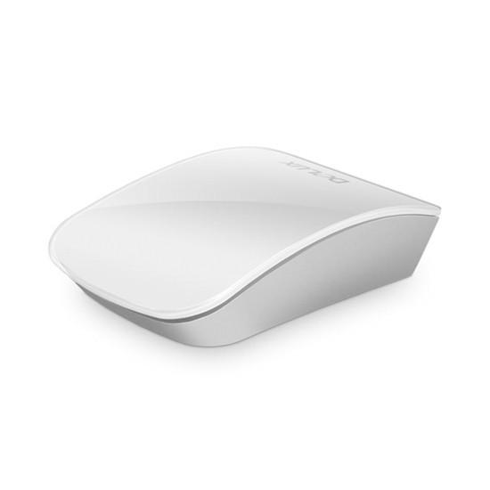 Мышь, Delux, DLM-118LGW, Touch, Лазерная, 1000dpi, Беcпроводная 2.4ГГц, Нано-ресивер, Эффективная ди