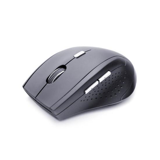 Мышь, X-Game, XM-357OGM, 6D, Оптическая, 800-1200dpi, Беспроводная 2.4ГГц, Чёрно-матовый