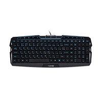 Клавиатура, X-Game, XK-500UB, Проводная, USB, Анг/Рус/Каз, Чёрный