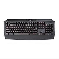 Клавиатура, X-Game, XK-600UB, Проводная, USB, Анг/Рус/Каз, С подсветкой клавиш, Чёрный