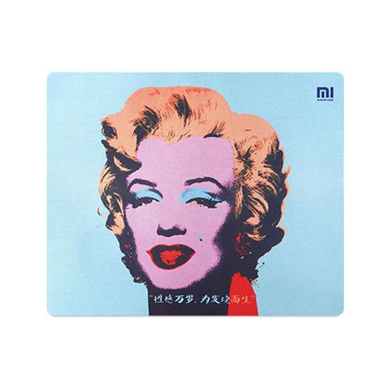 Коврик, Xiaomi, Marilyn Monroe (Мэрилин Монро), 295*245*3 мм., Пол. Пакет