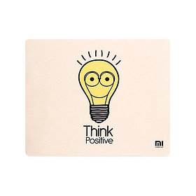 Коврик, Xiaomi, Think Positive (Думай позитивно), 295*245*3 мм., Пол. Пакет