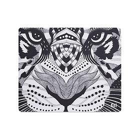 Коврик, Xiaomi, Tiger black and white (Тигр), 295*245*3 мм., Пол. Пакет