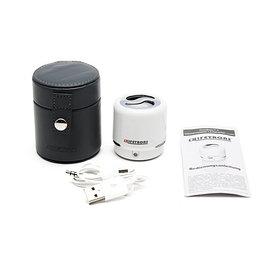 Колонка, Lifetrons, FG-8008-WH-IA, 2.0, Портативные, MinJack 3.5, Белый, Цветная коробка