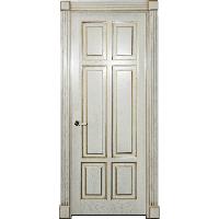 Дверь массив дуб ясень 6Ф