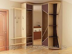 Угловые шкафы-купе на заказ Алматы, фото 3