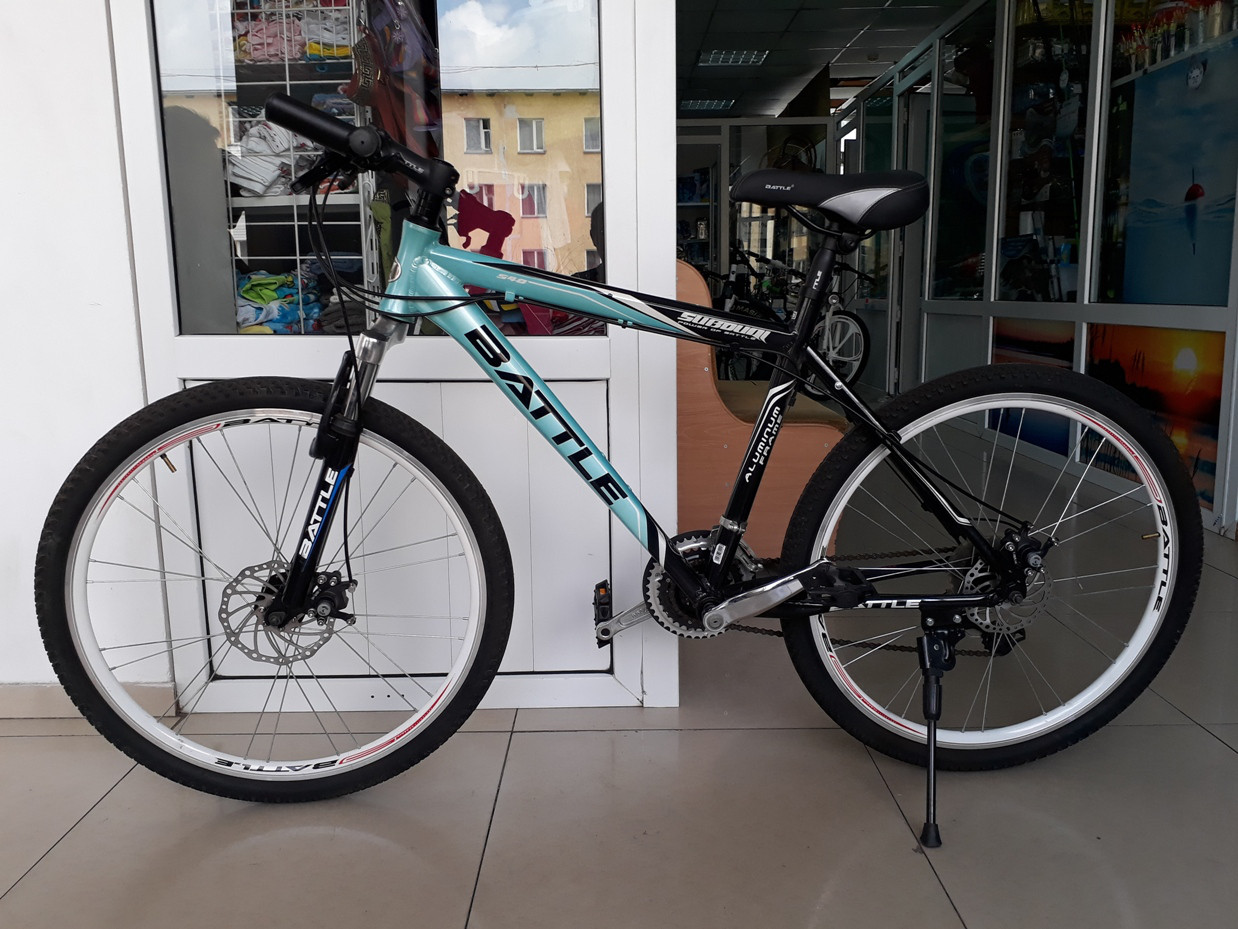 Велосипед Battle 540