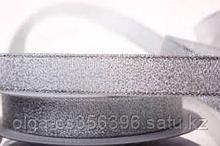 Лента парча 20 мм. - серебро . Creativ  830 - 2