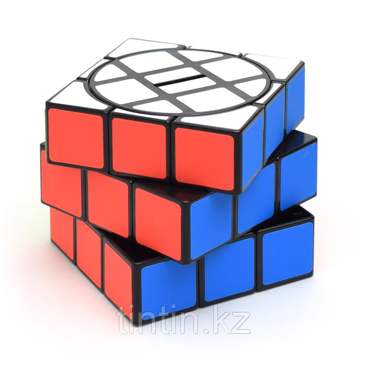 Копилка в виде кубика Рубика