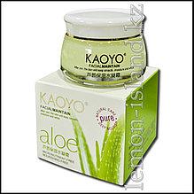 Крем для лица Kaoyo увлажняющий с соком алоэ.