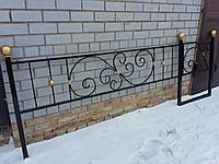 Ритуальная оградка R10, фото 1