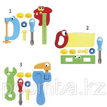 """Игровой набор """"Веселые инструменты"""", 7 предметов"""