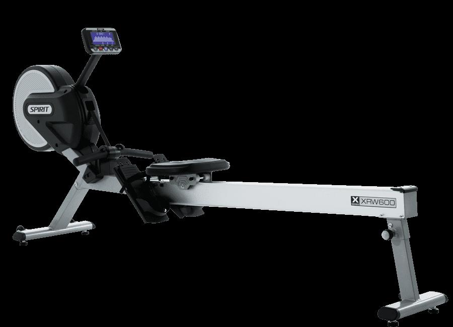 Профессиональный гребной тренажер SPIRIT XRW600
