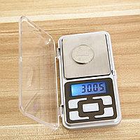 Весы электронные высокой точности до 500г