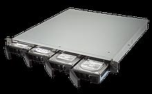 QNAP TS-453BU-RP-4G Сетевой RAID-накопитель, 4 отсека для HDD