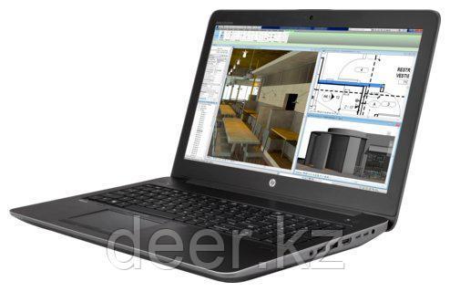Мобильная рабочая станция HP Europe 15,6 ''/Zbook 15 G4 /Intel Core i7 7700HQ 1RQ88EA#ACB