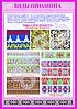 Плакаты виды орнамента