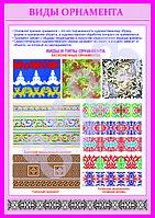 Плакаты виды орнамента, фото 1