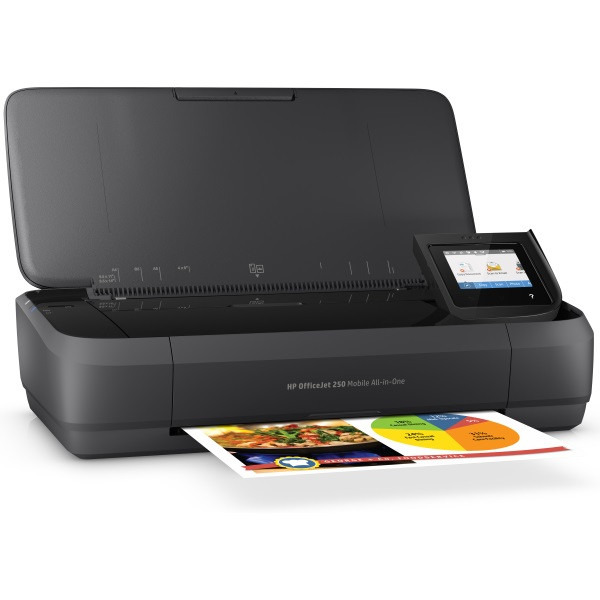 МФП HP Europe OfficeJet 252 Mobile N4L16C#A82
