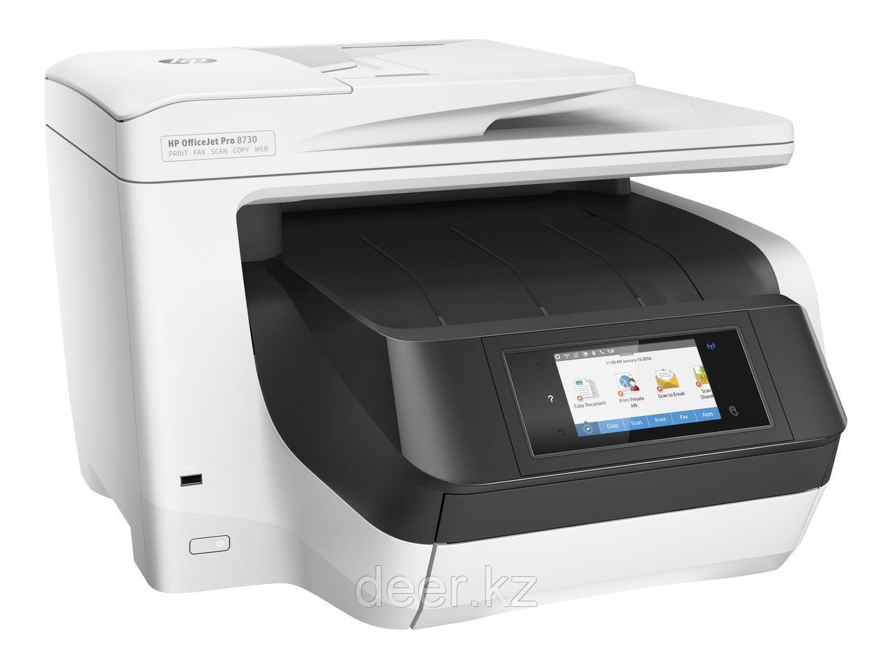 МФП HP Europe OfficeJet Pro 8730 D9L20A#A80