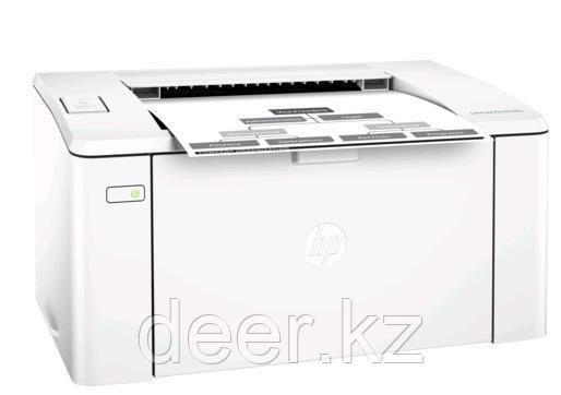 Принтер HP Europe LaserJet Pro M102a G3Q34A#B19