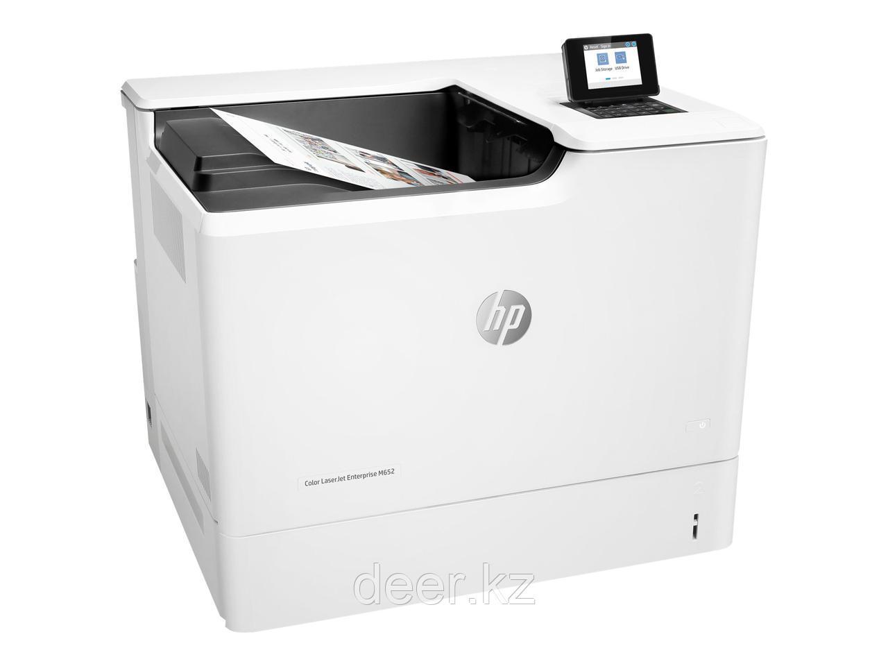 Принтер HP Europe Color LaserJet Enterprise M652n J7Z98A#B19