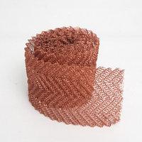 Медная РПН Панченкова 1,0 метр и 30 см, шир 10 см- 4 нитки плетение