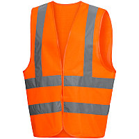 Жилет сигнальный оранжевый