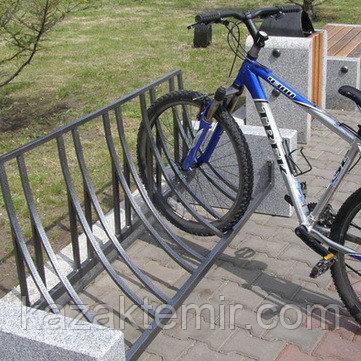 Парковки для велосипедов (велопарковки)