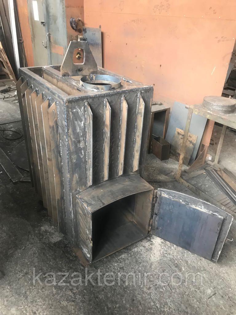 """Банная печь """"Квадратный для сауны или общественной бани"""""""