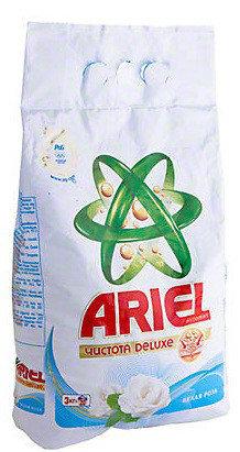 СТИРАЛЬНЫЙ ПОРОШОК Ariel автомат 3кг., фото 2