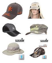 Кепки, бейсболки и шляпы для рыбалки Norfin