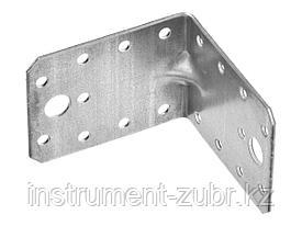 Крепежный угол усиленный, 55х70х70мм, 20шт, ЗУБР Мастер 310115-55-070