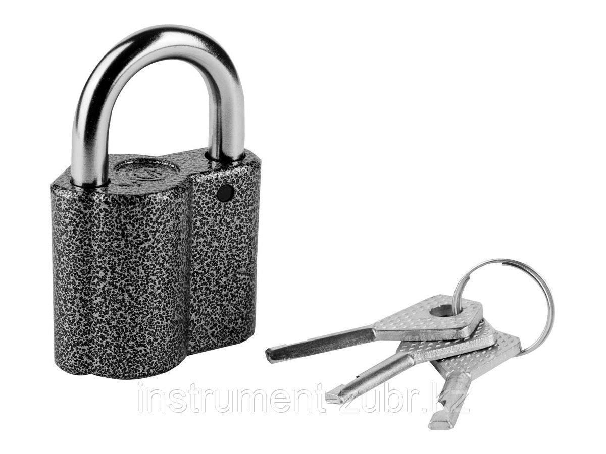 Замок навесной, дисковый механизм секрета, ВС2-26